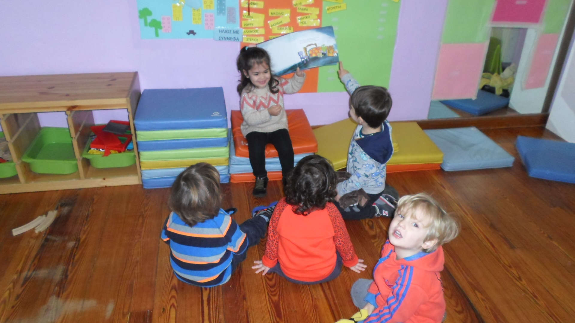 Symbolic Play Life Derived Learning